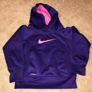 Toddler Girl Nike Hoodie